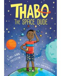 Thabo, the space dude (EBOOK)
