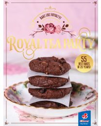 Clover Royal Tea Party: Bake like royalty!