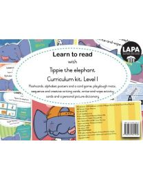 Tippie: Learn to Read (Level 1) Curriculum set