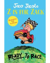 Z is for Zack 1: Ready to Race