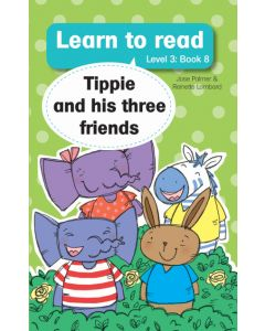 Learn to read (Level 3) 8: Tippie and His Three Friends (EBOOK)