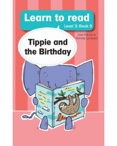 Learn to read (Level 3) 9: Tippie and the Birthday (EBOOK)