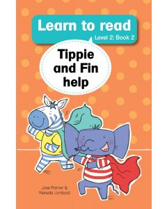Learn to read (Level 2) 2:Tippie and Fin help (EPUB)