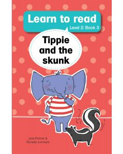 Learn to read (Level 2) 3:Tippie and the skunk (EPUB)