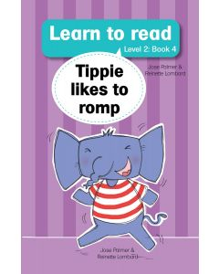 Learn to read (Level 2) 4: Tippie likes to romp
