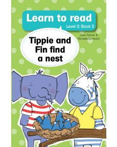 Learn to read (Level 2) 5:Tippie and Fin find a nest (EPUB)
