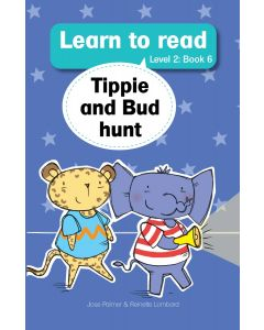 Learn to read (Level 2) 6:Tippie and Bud hunt (EPUB)