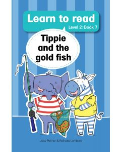 Learn to read (Level 2) 7:Tippie and the gold fish (EPUB)
