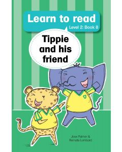 Learn to read (Level 2) 8:Tippie and his friend (EPUB)