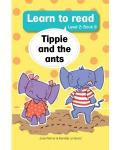 Learn to read (Level 2) 9:Tippie and the ants (EPUB)