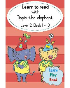 Learn to read (Level 2) Tippie Boxset 10