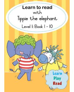 Learn to read (Level 1) Tippie Boxset 10