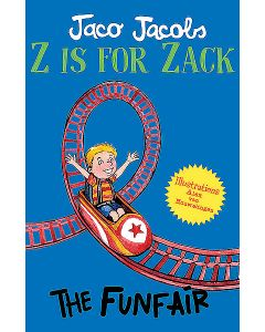 Z is for Zack 4: The perfect pizza