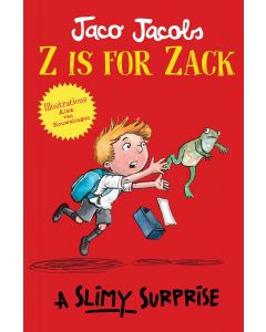 Z is for Zack 2: A Slimy Surprise